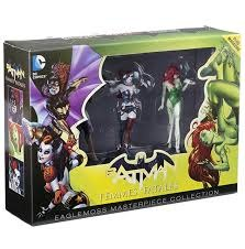 Batman Femmes Fatales DC Comics (Eaglemoss Masterpiece Collection)