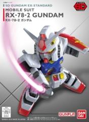 Mobile Suit RX-78-2 EX-Standard (Gundam)