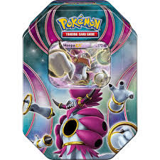 Best of EX Tins 2016: Hoopa