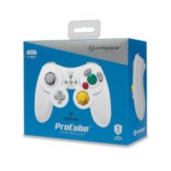 White ProCube Wireless Controller - Hyperkin (Wii U)