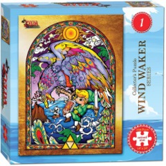 The Legend of Zelda - The Wind Waker- Series 1 (Puzzle) - 550 Pc