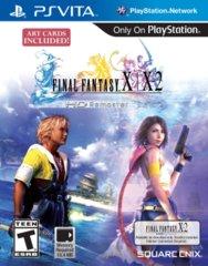 Final Fantasy X|X-2 HD Remaster (Playstation Vita)