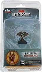 D & D Attack Wing: Ballista Expansion Pack