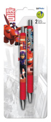 Big Hero 6 Pen Set (2 Pens)
