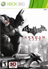 Batman - Arkham City (Xbox 360)
