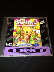 Bonk 3 CD: Big Adventure