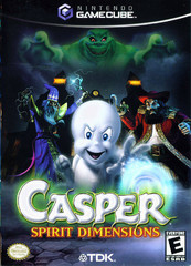 Casper - Spirit Dimensions (GameCube)