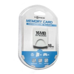 Tomee 16MB Memory Card (Wii/ GameCube)