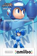 Mega Man - Super Smash Bros. - Amiibo (Nintendo)