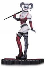 Harley Quinn: Arkham Asylum - Red, White & Black Statue