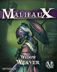 Malifaux: Widow Weaver