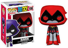 #108 - Raven Red (Teen Titans Go!) TRU Exclusive