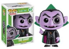 #07 The Count (Sesame Street)