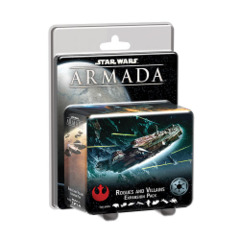 Star Wars Armada: Rogues and Villains - Wave 2 (In Store Sales Only)