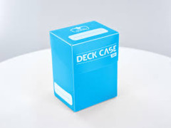 Light Blue Deck Box (Ultimate Guard)