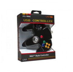 Black - USB Controller - CirKa (PC/Mac)
