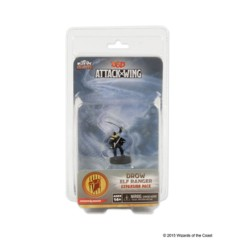 D & D Attack Wing: Drow Elf Ranger