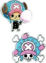 One Piece: Chopper Pin Set