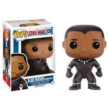 #138 Black Panther (Unmasked - Walgreens Exclusive)