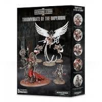 Gathering Storm: Triumvirate of the Imperium