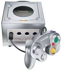 Gamecube Platinum - Original Parts (Nintendo)