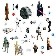 Wall Decals Star Wars (Peel&Stick)