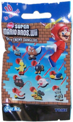 Super Mario Bros. Wii (Enemy Danglers)