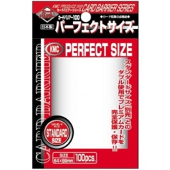 KMC Card Barrier Perfect Size
