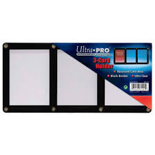 Triple Card Display (Ultra Pro)
