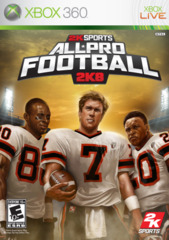 All Pro Football 2k8 (Xbox 360)