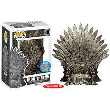 #38 Iron Throne (Game of Thrones NYCC Exclusive)
