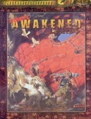 Shadowrun Sourcebook: Target: Awakened Lands