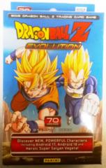 Dragon Ball Z TCG Trading Card Game Starter Deck 2015 - Evolution