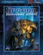 Shadowrun Sourcebook: Sprawl Survival Game