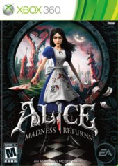 Alice - Madness Returns (Xbox 360)