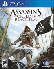 Assassin's Creed IV - Black Flag (Playstation 4)