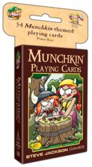Munchkin - Playing Cards