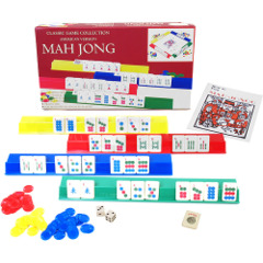 classic game collection mahjong