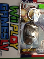 IronMan 3 Key Chain Avengers Interactive