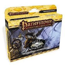 Pathfinder Adventure (Card Game) - Skull & Shackles - Tempest Rising