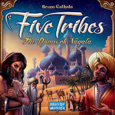 Five Tribes - In Store Sales Only