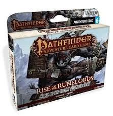 Pathfinder Adventure (Card Game) - Rise of the Runelords - Spires of Xin-Shalast Adventure Deck