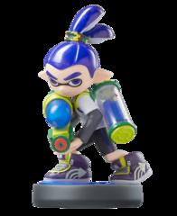 Inkling Boy - Splatoon - Amiibo (Nintendo)