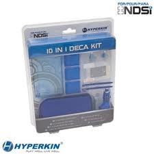Hyperkin 10 in 1 Deca Kit for DSi - Blue