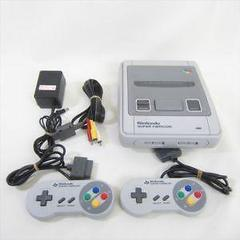 Super Famicom Console (Two Controllers)