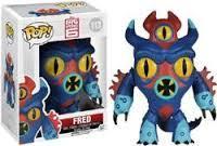 #113 - Fred (Big Hero 6)