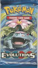 XY Evolutions - Booster Pack