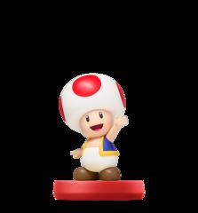 Toad - Super Mario Bros - Amiibo (Nintendo)