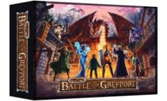 The Red Dragon Inn Battle For Greyport