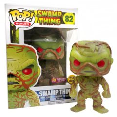 #82 - Swamp Thing Px Previews Exclusive
